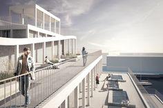 Imagem 6 de 69 da galeria de Anunciados os vencedores de concurso para primeira igreja em 30 anos para Copenhague. Fotografia de JAJA Architects