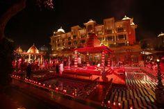 Umaid Bhawan Palace in Jodhpur , City Palace in Udaipur  and Balsamand Lake