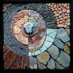 Kathy Thaden - hand-cut stone