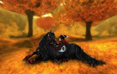 Fall in the fall by Art-Trifle on DeviantArt