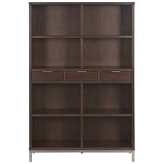 Signature S Bookcase with Drawers | Freedom Furniture and Homewares