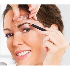 4 šablony na obočí | Magnet 3Pagen #magnet3pagen #magnet3pagen_cz #magnet3pagencz #3pagen #health #beauty Gothic Makeup, Make Up, Band, Stencils, Sash, Goth Makeup, Makeup, Beauty Makeup, Bands