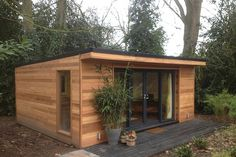 View the details and specification of the Crusoe Garden Rooms Crusoe Classic Garden building. Contact us to design your ideal Crusoe Classic today Classic Garden, Garden Office, Garden Buildings, Garden Crafts, Garden Ideas, Wooden Garden, Shed, Construction, Outdoor Structures