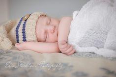 Newborn portrait on Amelia Island, Florida by Erin Stackhouse Photography