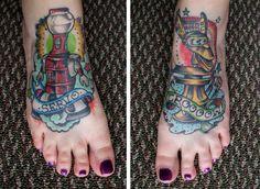 Ed henry flynn edhflynn on pinterest for Tom servo tattoo