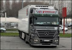 Mercedes Benz, Volvo, Germany, Trucks, Facebook, Commercial Vehicle, Track, Truck, Deutsch