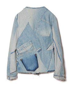 KUROの2016年春夏デニムコレクションよりジャケットやコートなどトップスアイテムの紹介の写真3
