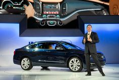 2014 Chevrolet Impala Redesign