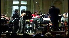 Vicky Madera Jazz  Concierto de Vicky Madera con la OCUMA (Orquesta de Cámara de la Universidad de Málaga) de Jazz por San Valentín. Teatro María Cristina de Málaga 2007
