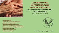 Biodanza pour les personnes âgées avec Paula Roulin Prat