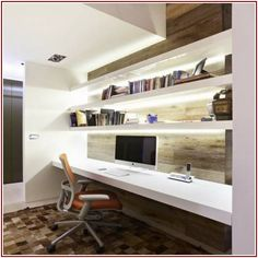 Excellent idea on Awesome Home Office Design