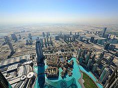 burj khalifa vistas