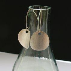 Chandeliers - Fish earrings, chips - Een uniek product van ajjstudios op DaWanda