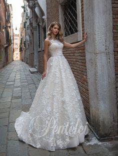 Suknia ślubna Pentelei 2236