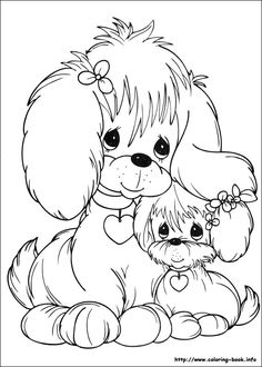 coloring page Precious moments on Kids-n-Fun. Coloring pages of Precious moments on Kids-n-Fun. More than coloring pages. At Kids-n-Fun you will always find the nicest coloring pages first! Angel Coloring Pages, Puppy Coloring Pages, Printable Coloring Pages, Colouring Pages, Free Coloring, Adult Coloring Pages, Coloring Pages For Kids, Coloring Sheets, Coloring Books