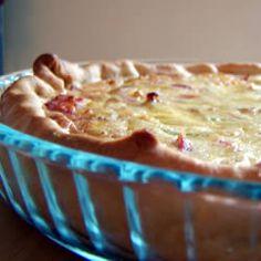 Quiche Lorraine I Allrecipes.com