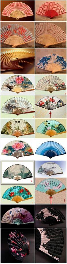 Chinese fan