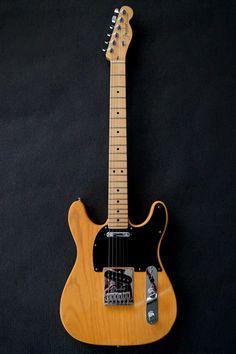 Double-Cut Fender Telecaster