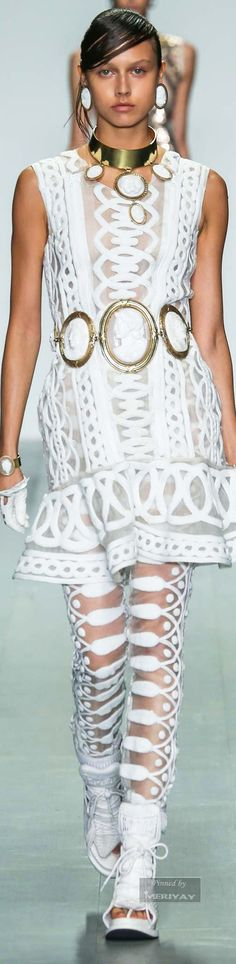 KTZ.Spring Summer 2015.  Pinned for the pants and the sneakers