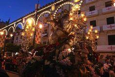 San Jorge patrón de las fiestas de Alcoy