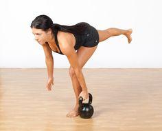 Lauren Brooks Fitness: How To Do Single Leg Deadlifts - 28 Day Challenge