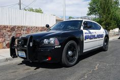 The Boulder City Police Department was the first to purchase the Police Package Dodge Charger. They consider it the best police car they've had.