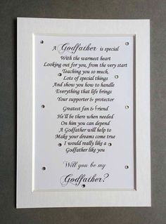 Check out this item in my Etsy shop https://www.etsy.com/uk/listing/397935713/godfather-gift-thank-you-godfather