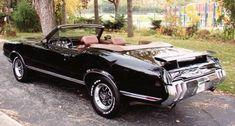1970 Oldsmobile Cutlass Supreme Convertible Modified