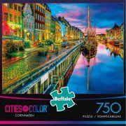 Castles Copenhagen 750-Piece Puzzle
