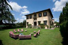 Роскошные свадьбы на Villa Le Rose