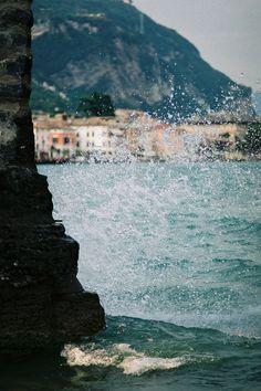 Gargnano . Lake Garda . Italy