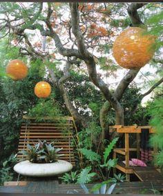 Ideen Für Kleinen Garten Wenig Platz Orenge Deko