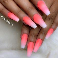 353 best coffin nails images  nails nail designs nail