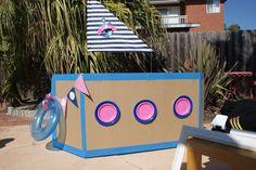 Preppy Nautical Birthday Party Birthday Party Ideas   Photo 2 of 18   Catch My Party