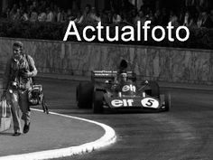 Giancarlo Piccinini al Gran Premio di Monaco 1968