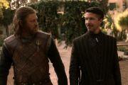 Ned Stark and Littlefinger