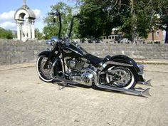 Gangster Harley | Carlini Apes , Gangster or Flying ?? Let's see them - Harley Davidson ...