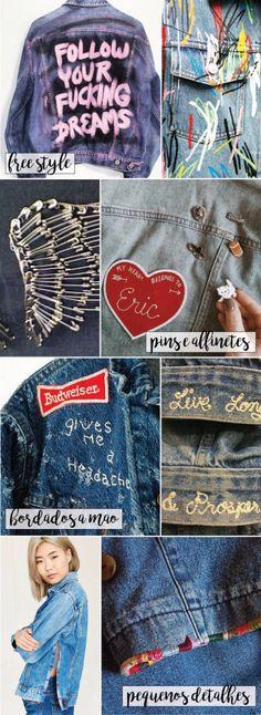 jaqueta-jeans-customiacao-diy-denim-jacket-10-maneiras-customizar-moda-estilo