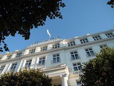 Hotel Atlantik Kempinski, Hamburg, an der Alster  Foto: Nicole Willnow