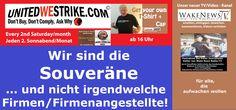 Wir sind die Souveräne und nicht irgendwelche Firmen, Angestellte UWS 20150509