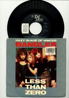BANGLES- HAZY SHADE OF WINTER- 45 RPM SINGLE  http://www.ebay.com/itm/BANGLES-HAZY-SHADE-OF-WINTER-b-w-JOAN-JETT-SHE-LOST-YOU-7-45-RPM-SINGLE-/192103587630  #bangles #45rpm #vinyljunkie #vinyloftheday #vinylcollection #vinylcommunity #recordcollector #whatsinthebox
