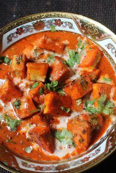 YUMMY TUMMY: Tofu Makhani Recipe - Tofu Butter Masala Recipe