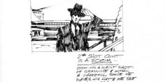 Hitchcock's Storyboards from 13 Classic Films | FilmmakerIQ.com