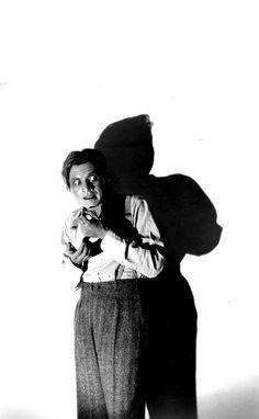 Dwight Frye as Renfield in DRACULA, 1931.