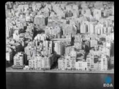 Η Θεσσαλονίκη από αέρος το 1961 Greece Thessaloniki, Spaces, World, City, Videos, Youtube, Painting, Painting Art, Cities