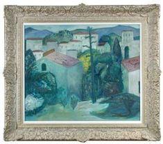 Edward Douglas Eade - Spanish Landscape