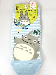 My Neighbor Totoro fukusuke Socks 1pair 23 -25 cm Official women's JAPAN 13
