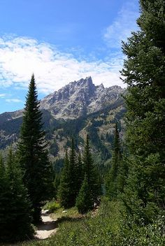 Tetons: One of the most beautiful places in America!