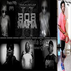 """""""808 Mafia 2!"""" This is a mix from """"Pacx Piffy"""" known as the young undefeated mixtape champion. Pacx Piffy has another mixtape called """"Scorin"""" coming soon! Follow @PacxPiffy Twitter"""