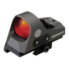 Shop a great selection of Sig Sauer Romeo 3 Miniature Reflex Sight Riser 3 MOA Red Dot Reticle Graphite. Find new offer and Similar products for Sig Sauer Romeo 3 Miniature Reflex Sight Riser 3 MOA Red Dot Reticle Graphite. Sig Sauer, Ar Optics, Camping Sale, Ar Pistol, Red Dot Sight, Hunting Scopes, Submachine Gun, Design Furniture, Underwater Photography